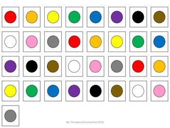 Let's Find the Colors Bundle