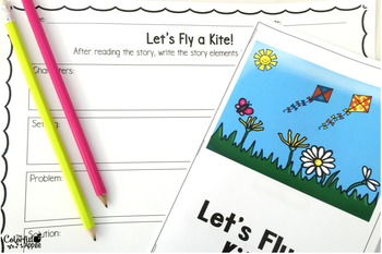 Let's Fly a Kite: A Retelling Activity