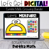 Let's Get Digital Eureka Math Grade 2 GROWING BUNDLE!