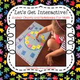Let's Get Interactive: Anchor Charts and Notebooks for Math