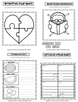 Let's Get Interactive! Anchor Charts and Notebooks for Writer's Workshop