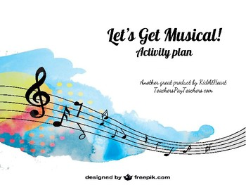 Let's Get Musical!