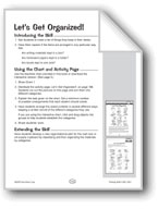 Let's Get Organized (Classifying)