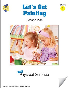 Let's Get Painting  Lesson Plan