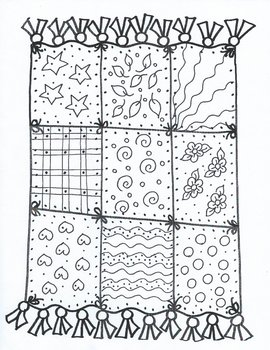 Let's Get Quilting!  Patterns