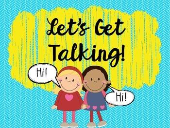 Let's Get Talking!