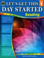 Let's Get This Day Started: Reading Grade 1 (enhanced ebook)