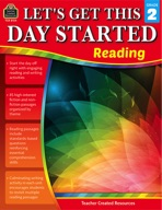 Let's Get This Day Started: Reading Grade 2