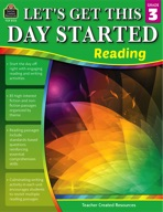 Let's Get This Day Started: Reading Grade 3 (enhanced ebook)