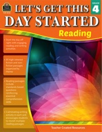 Let's Get This Day Started: Reading Grade 4
