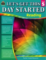 Let's Get This Day Started: Reading Grade 5 (enhanced ebook)