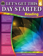 Let's Get This Day Started: Reading Grade 6