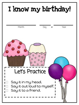 Let's Get This Party Started! A Daily Calendar Notebook
