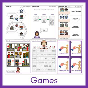 Let's Go 6 - Unit 4 Worksheets (+170 Pages!)