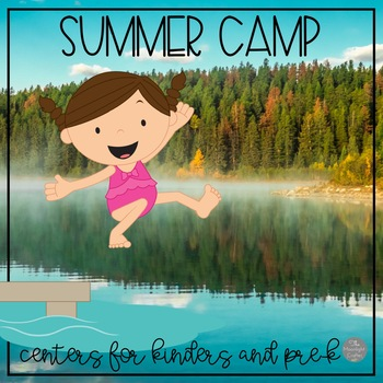 Camping Activities and Centers