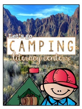 Let's Go Camping: Six Daily Five Literacy Centers Henry and Mudge Starry Night