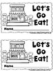 Let's Go Eat!  (A Sight Word Emergent Reader)