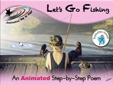 Let's Go Fishing - Animated Step-by-Step Poem - SymbolStix