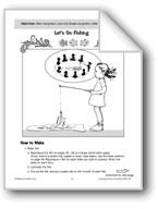 Let's Go Fishing (letter/color/shape recognition)