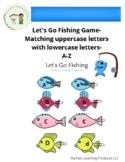 Let's Go Fishing- letter game