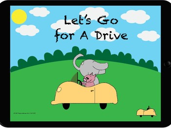 Let's Go For a Drive: Quick Language and Book Review
