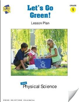 Let's Go Green! Lesson Plan