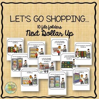 Let's Go Shopping...