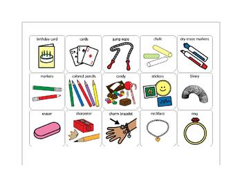 Let's Go Shopping - Money Skills Game