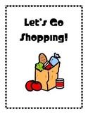 Let's Go Shopping! Estimation Activity