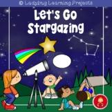 Let's Go Stargazing Emergent Reader Set