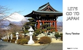 FREE DOWNLOAD Let's Go To Japan (Widescreen, Large Print EBook)