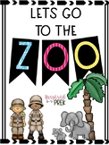 Let's Go To The Zoo Pack!
