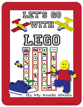 Let's Go With Lego- A Lego Board Game