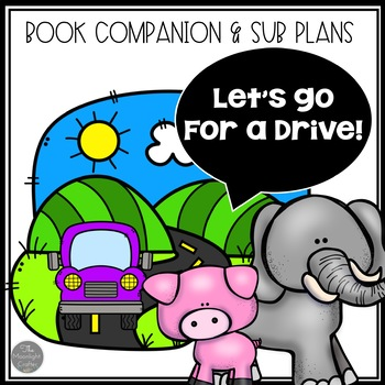 Let's Go for a Drive Book Companion