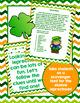 Leprechaun Hunt for St. Patrick's Day!