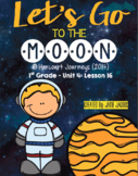 Let's Go to the Moon: First Grade - Supplemental Resources #16