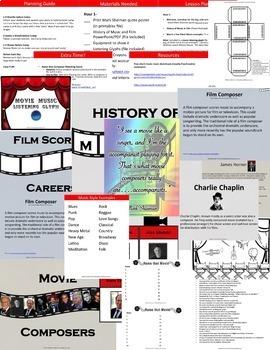 Movie Music Camp or Workshop
