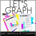 Let's Graph With Bar Graphs and Pictographs