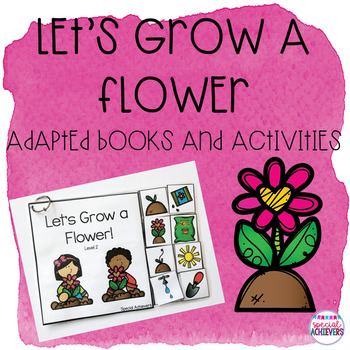 Seed To Flower Sequence Cards Ebook