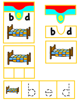 Let´s Have Fun with Cvc Words Vowel Match Ups. E vowel