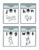 Let´s Have Fun with Cvc Words Vowel Match Ups. E vowel
