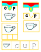 Let´s Have Fun with Cvc Words Vowel Match Ups. U vowel