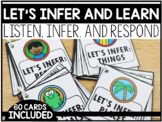 Let's Infer and Respond Cards