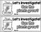Let's Investigate: Plants