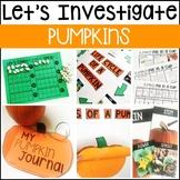 Let's Investigate Pumpkins!