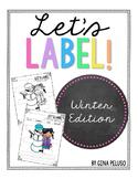 Winter Labeling Center