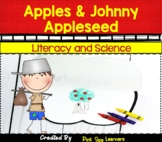 Johnny Appleseed and Apple Activities | Apple Science | Back to School Apple Fun