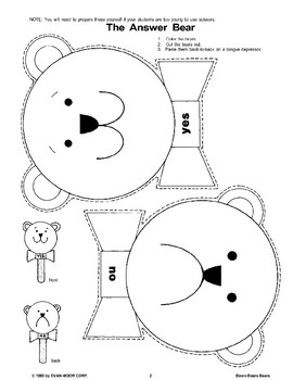 Let's Learn About Bears