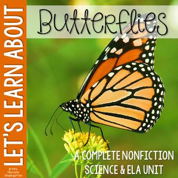 Let's Learn About: Butterflies