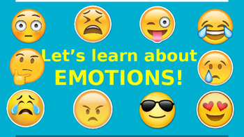 Let's Learn About Emotions!